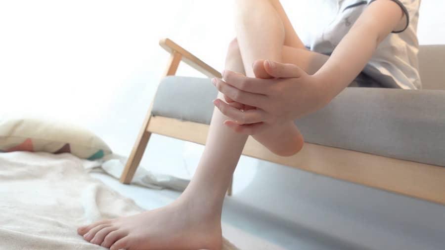 JKFUN-乳霜按摩果足 [1V3.5G]