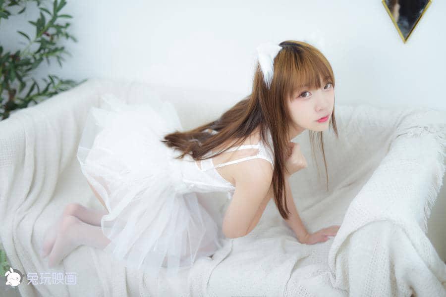 兔玩映画 白婚纱与初音未来 [43P462M]