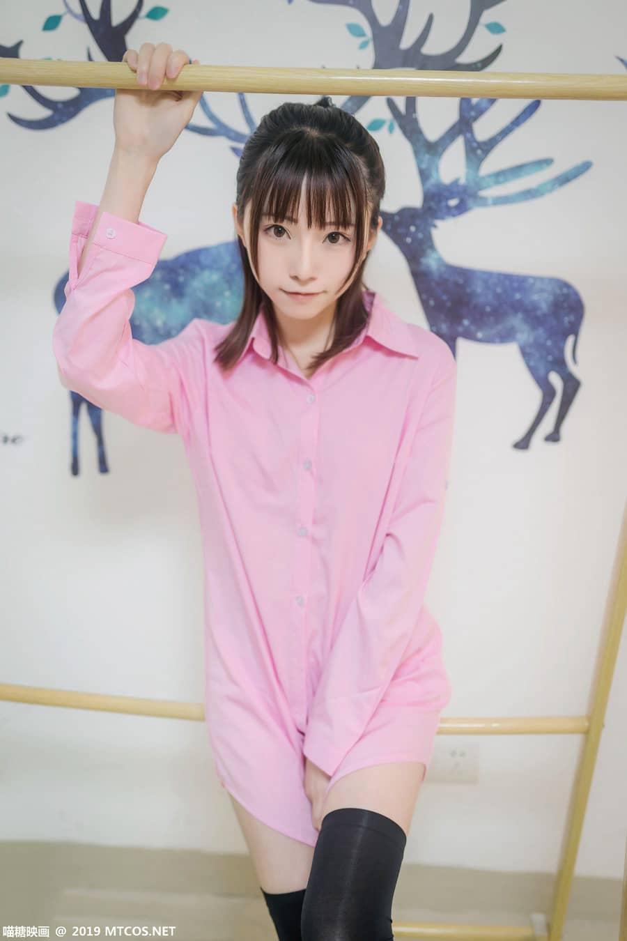 喵糖映画 VOL.022 衬衫 [38P148M]