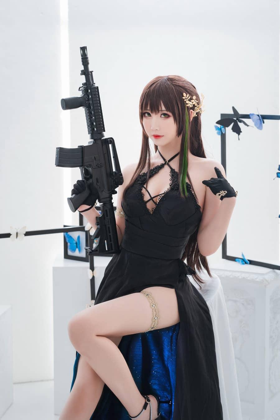 面饼仙儿 - M4A1 [21P155M]
