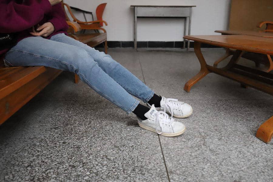 大西瓜爱牙膏 - 牛仔裤黑色厚丝 [194P1.2G]