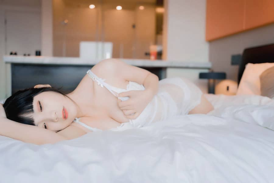 usejan - 薄纱睡衣 [42P75M]